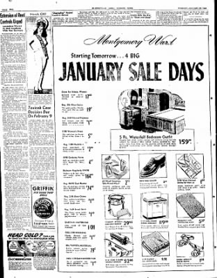 The Courier News from Blytheville, Arkansas on January 20, 1948 · Page 2