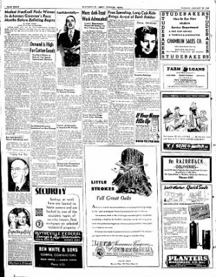 The Courier News from Blytheville, Arkansas on January 20, 1948 · Page 8