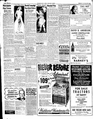 The Courier News from Blytheville, Arkansas on January 20, 1948 · Page 12