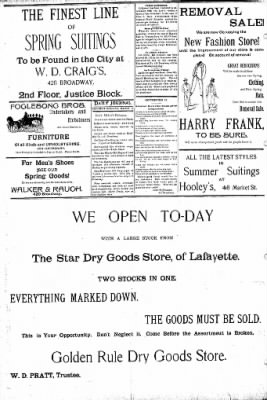 Logansport Pharos-Tribune from Logansport, Indiana on March 16, 1895 · Page 8
