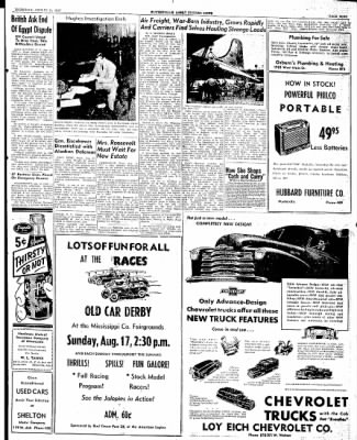 The Courier News from Blytheville, Arkansas on August 14, 1947 · Page 9