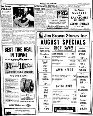 The Courier News from Blytheville, Arkansas on August 14, 1947 · Page 10