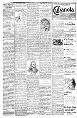Logansport Pharos-Tribune from Logansport, Indiana on December 1, 1897 · Page 20