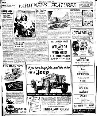 The Courier News from Blytheville, Arkansas on August 15, 1947 · Page 3