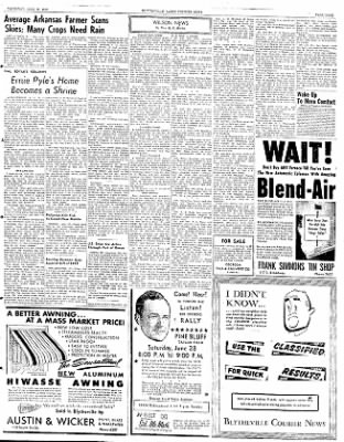 The Courier News from Blytheville, Arkansas on June 26, 1952 · Page 5