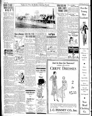 The Courier News from Blytheville, Arkansas on May 19, 1931 · Page 6
