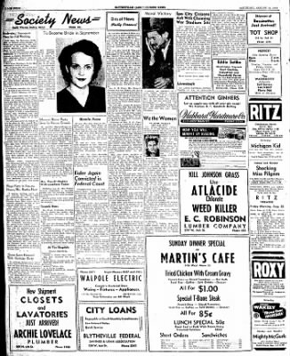 The Courier News from Blytheville, Arkansas on August 16, 1947 · Page 4