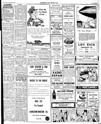 The Courier News from Blytheville, Arkansas on August 16, 1947 · Page 7