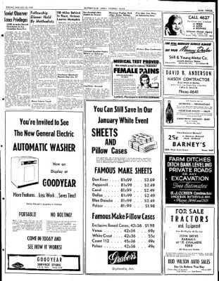 The Courier News from Blytheville, Arkansas on January 23, 1948 · Page 3