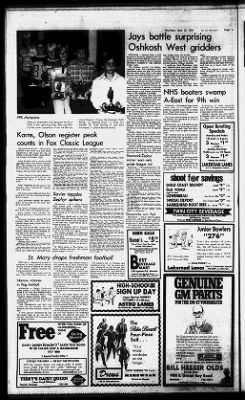 News-Record from Neenah, Wisconsin on September 27, 1979 · 6