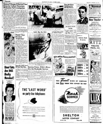 The Courier News from Blytheville, Arkansas on August 18, 1947 · Page 4