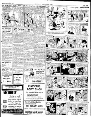 The Courier News from Blytheville, Arkansas on January 23, 1948 · Page 9