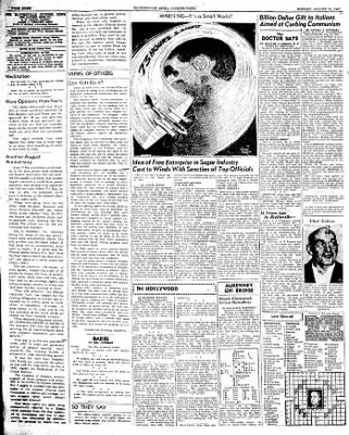 The Courier News from Blytheville, Arkansas on August 18, 1947 · Page 8