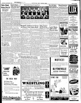 The Courier News from Blytheville, Arkansas on January 26, 1948 · Page 7