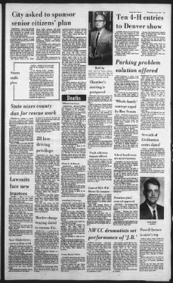 Casper Star-Tribune from Casper, Wyoming on January 6, 1972 · 13