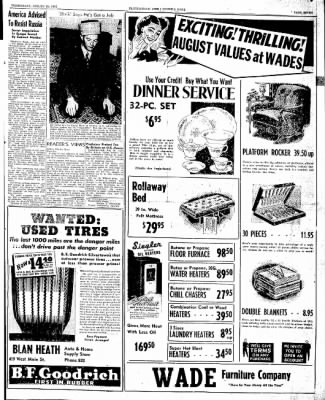The Courier News from Blytheville, Arkansas on August 20, 1947 · Page 7