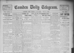 Camden Daily Telegram