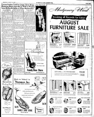 The Courier News from Blytheville, Arkansas on August 21, 1947 · Page 5