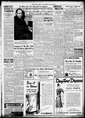 The Morning Post from Camden, New Jersey on January 26, 1938 · 9