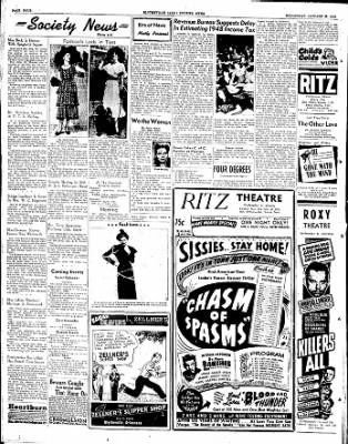 The Courier News from Blytheville, Arkansas on January 28, 1948 · Page 4
