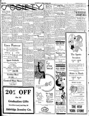 The Courier News from Blytheville, Arkansas on May 21, 1931 · Page 2