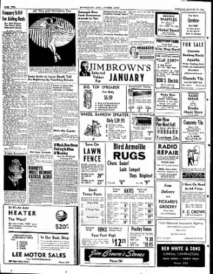 The Courier News from Blytheville, Arkansas on January 29, 1948 · Page 2