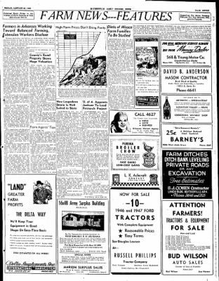 The Courier News from Blytheville, Arkansas on January 30, 1948 · Page 7