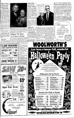 The Kokomo Tribune from Kokomo, Indiana on October 17, 1963 · Page 7