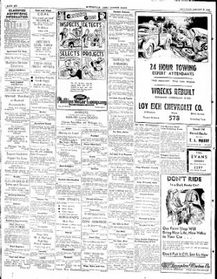 The Courier News from Blytheville, Arkansas on January 31, 1948 · Page 6