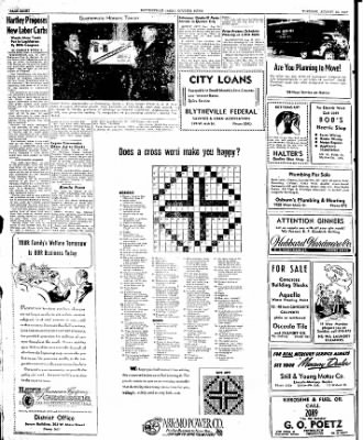 The Courier News from Blytheville, Arkansas on August 26, 1947 · Page 8