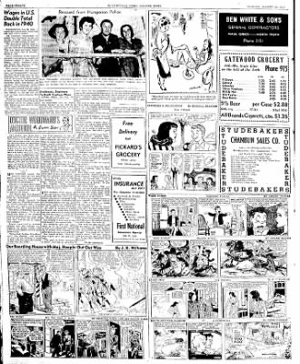 The Courier News from Blytheville, Arkansas on August 26, 1947 · Page 12