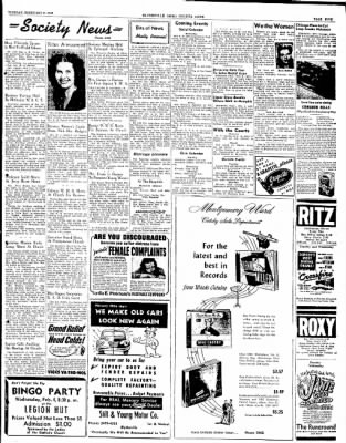 The Courier News from Blytheville, Arkansas on February 3, 1948 · Page 5