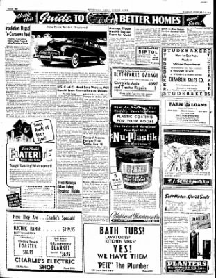 The Courier News from Blytheville, Arkansas on February 3, 1948 · Page 6