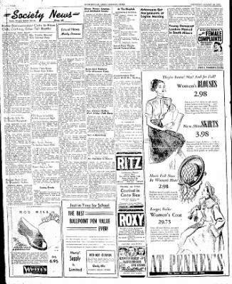 The Courier News from Blytheville, Arkansas on August 28, 1947 · Page 4