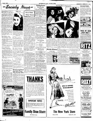 The Courier News from Blytheville, Arkansas on February 4, 1948 · Page 4