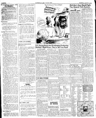 The Courier News from Blytheville, Arkansas on August 28, 1947 · Page 10