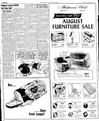The Courier News from Blytheville, Arkansas on August 29, 1947 · Page 4