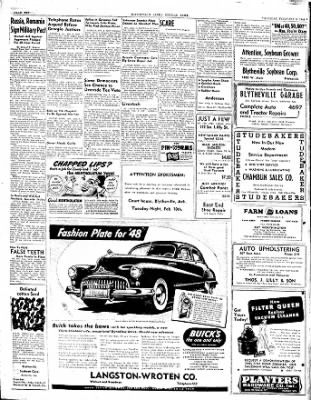 The Courier News from Blytheville, Arkansas on February 5, 1948 · Page 10