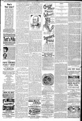 Logansport Pharos-Tribune from Logansport, Indiana on April 1, 1891 · Page 7