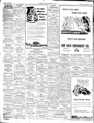 The Courier News from Blytheville, Arkansas on February 5, 1948 · Page 14