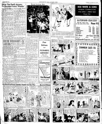 The Courier News from Blytheville, Arkansas on August 29, 1947 · Page 12