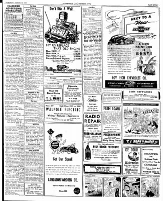 The Courier News from Blytheville, Arkansas on August 30, 1947 · Page 7