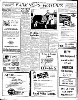 The Courier News from Blytheville, Arkansas on February 6, 1948 · Page 10
