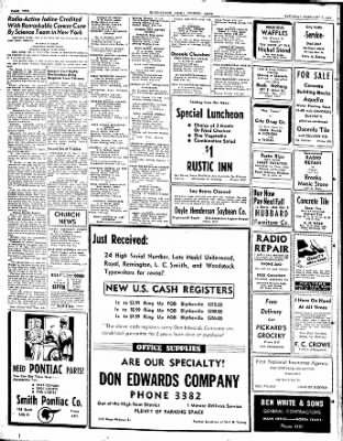 The Courier News from Blytheville, Arkansas on February 7, 1948 · Page 2