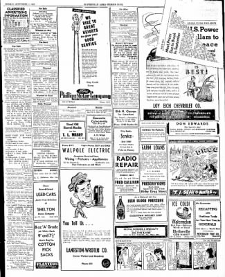 The Courier News from Blytheville, Arkansas on September 1, 1947 · Page 9