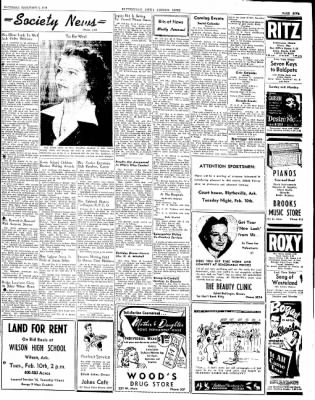 The Courier News from Blytheville, Arkansas on February 7, 1948 · Page 5