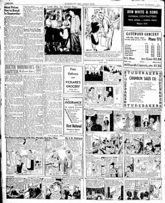 The Courier News from Blytheville, Arkansas on September 1, 1947 · Page 12
