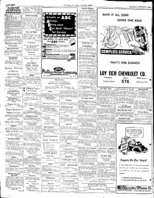 The Courier News from Blytheville, Arkansas on February 7, 1948 · Page 8
