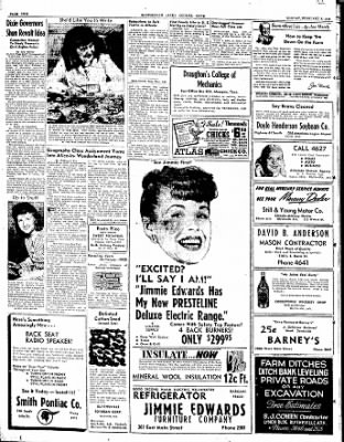 The Courier News from Blytheville, Arkansas on February 9, 1948 · Page 2