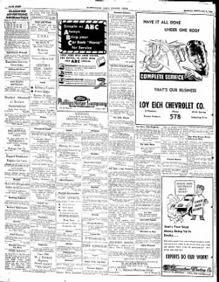 The Courier News from Blytheville, Arkansas on February 9, 1948 · Page 8